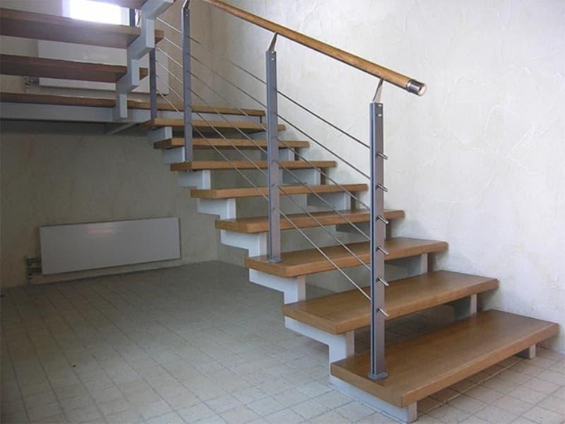 запеканку металлическая лестница своими руками фото служит залогом